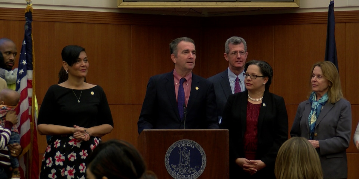 Three things Northam wants to do to lower maternal mortality rates