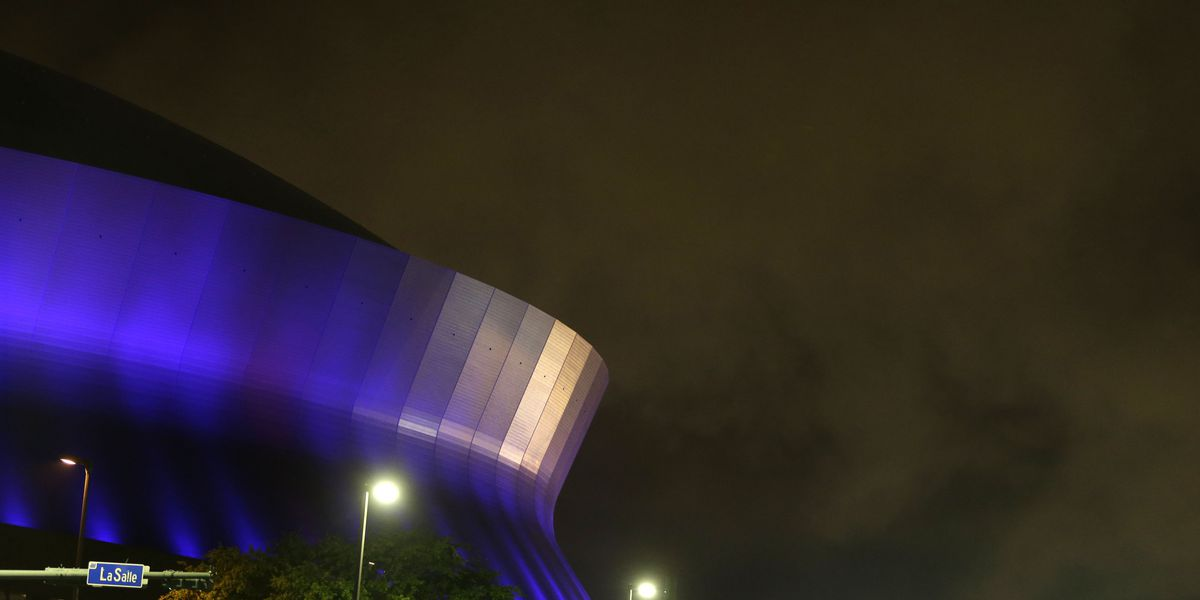 Overnight shooting near Superdome, no injuries reported