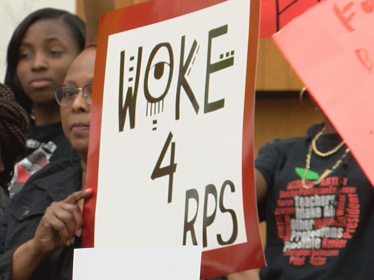 Long lines of residents sound off to Richmond City Council on tax hikes, RPS funding
