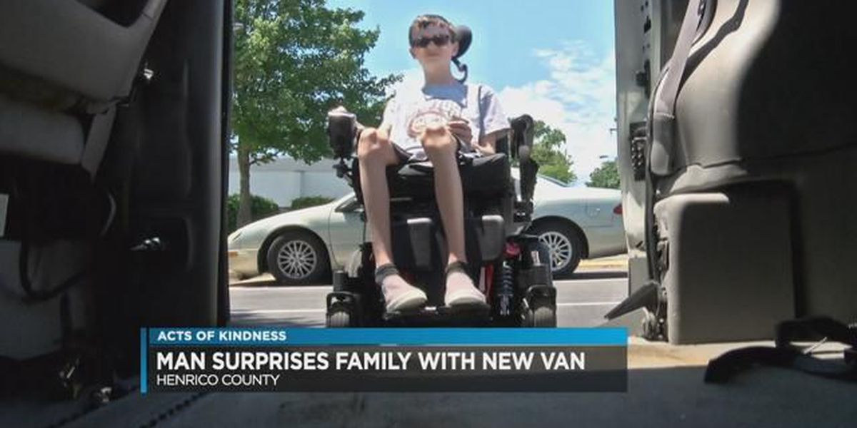 Acts of Kindness: Grateful for gift of mobility