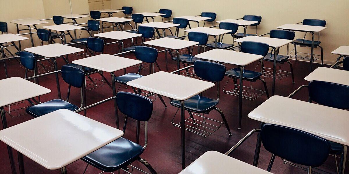 School closings, schedule changes ahead of Zeta's arrival