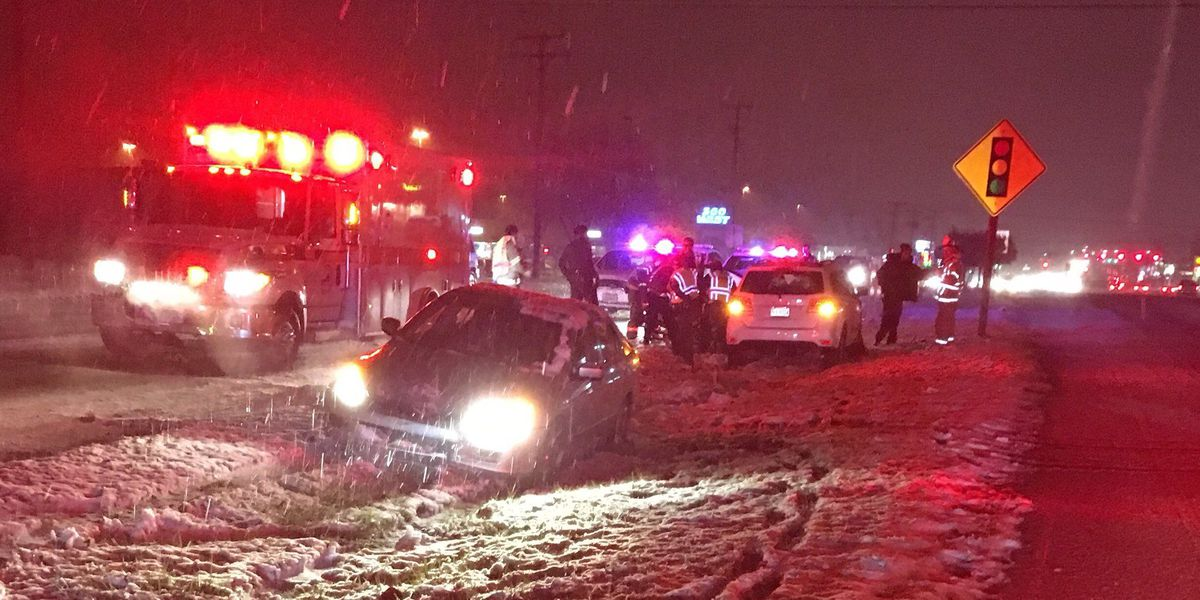 VSP respond to 279+ crashes; no serious injuries reported