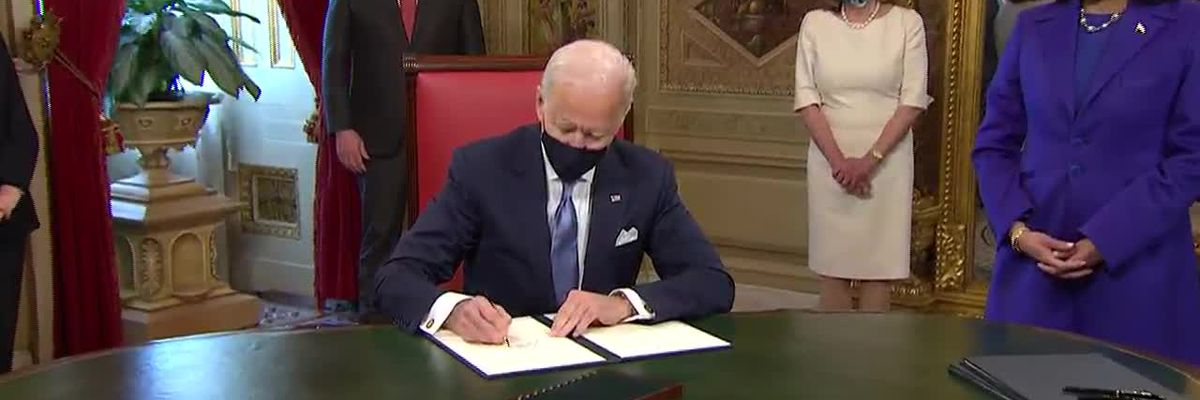 """Biden plans to deliver """"bold action"""" on day one"""