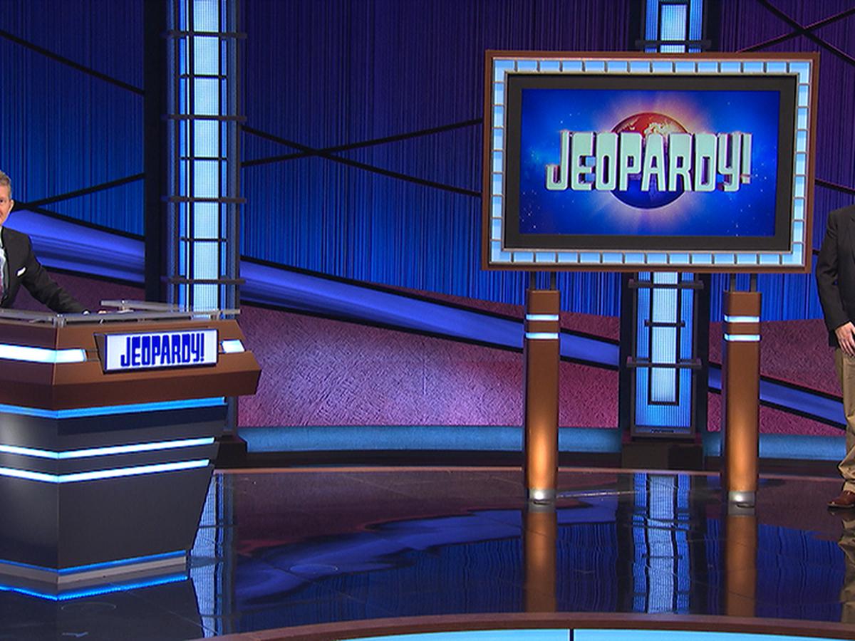 Fishersville man is the latest Jeopardy! champion