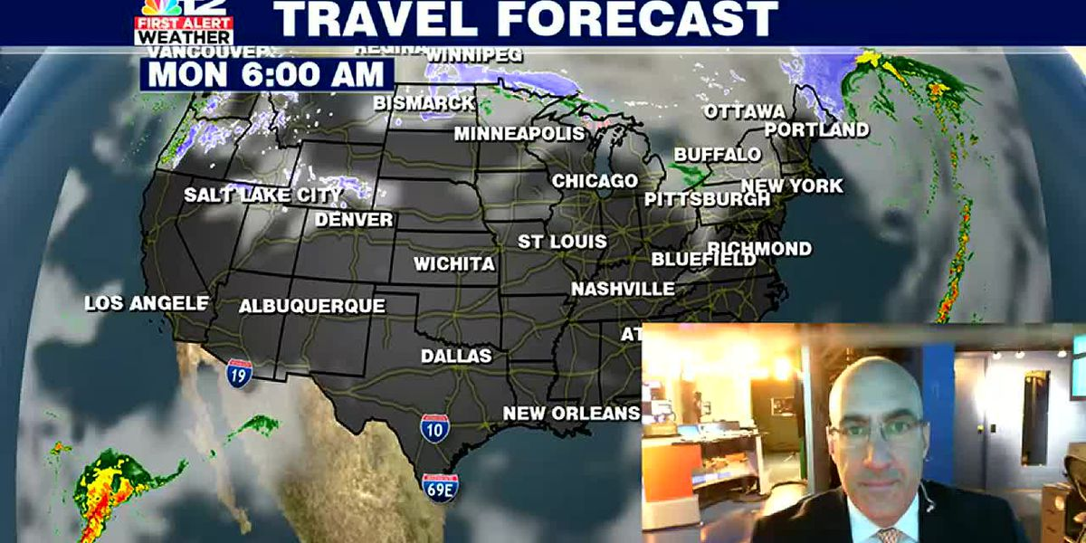 Traveling for Thanksgiving? Get a personalized forecast