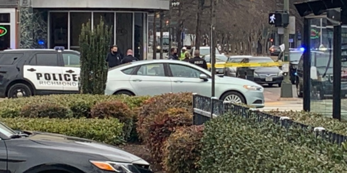 Man injured after shooting in downtown Richmond