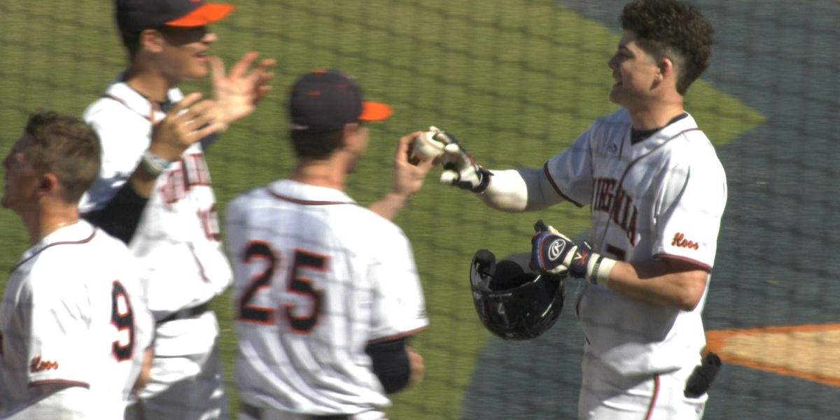 No. 17 UVa Baseball blasts UMass-Lowell 24-5