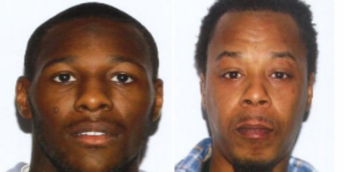 Police: Two men involved in multi-vehicle crash in Petersburg have been arrested