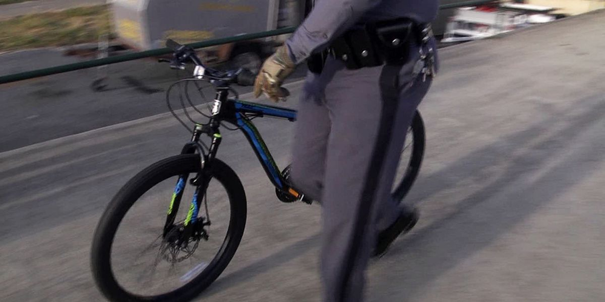 Augusta County Sheriff's Office delivers 44 bikes to area children on Christmas Eve