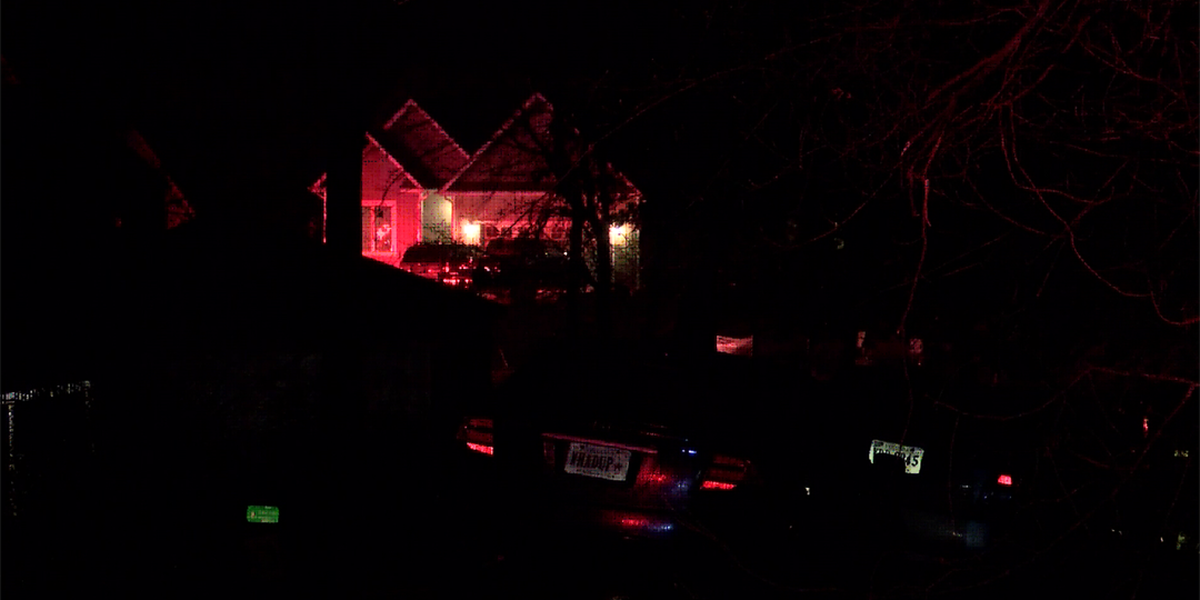 4 people displaced after house fire in Chester