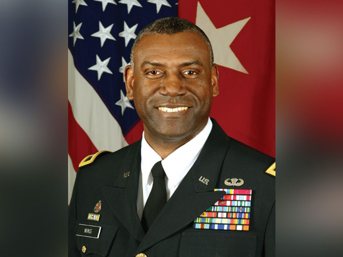 Maj. Gen. Cedric Wins selected as permanent superintendent at VMI