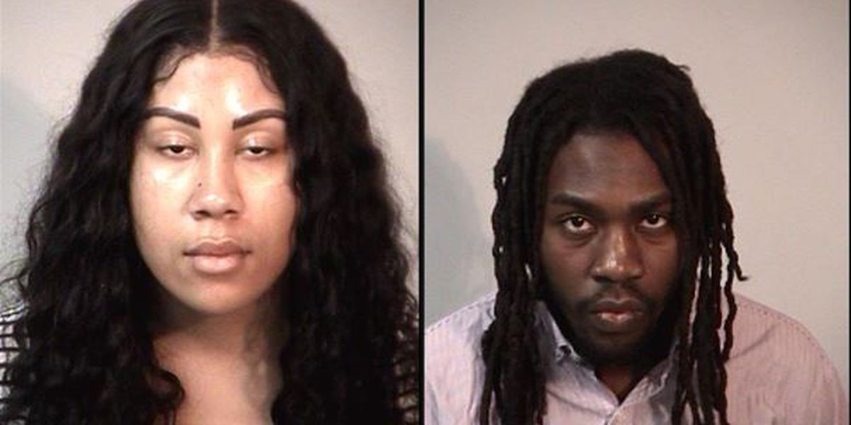 Duo charged after passing counterfeit bills at shopping mall
