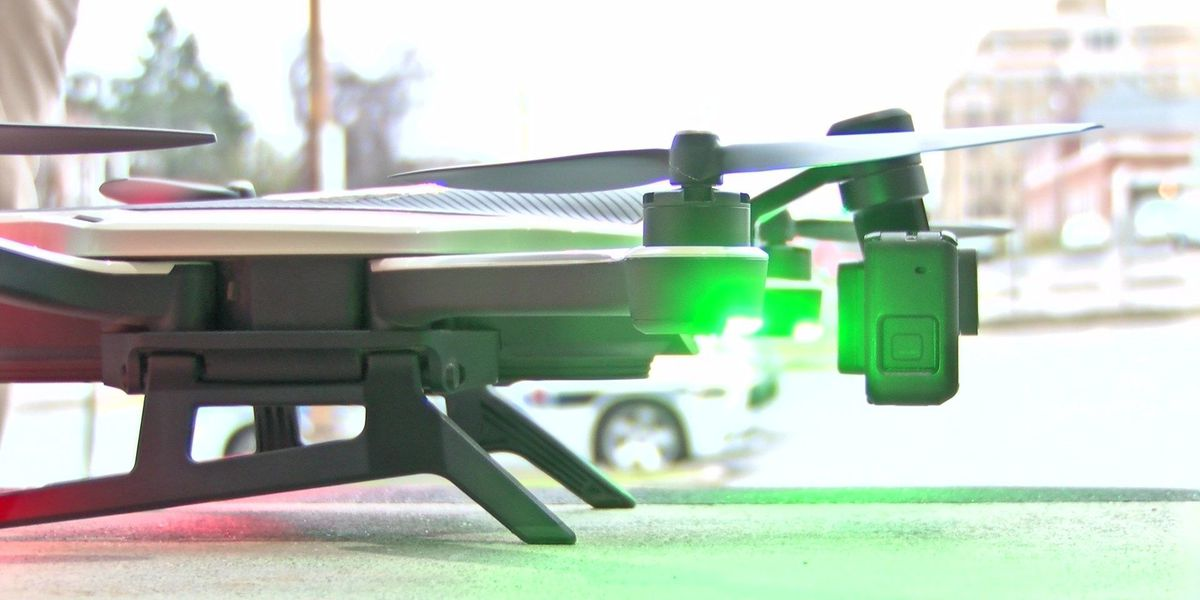 Petersburg Police officers acquire three extra drones