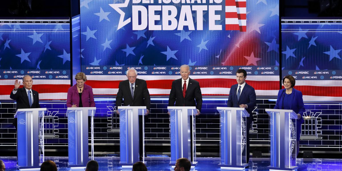 Bloomberg, Sanders under attack at Democrats' Nevada debate
