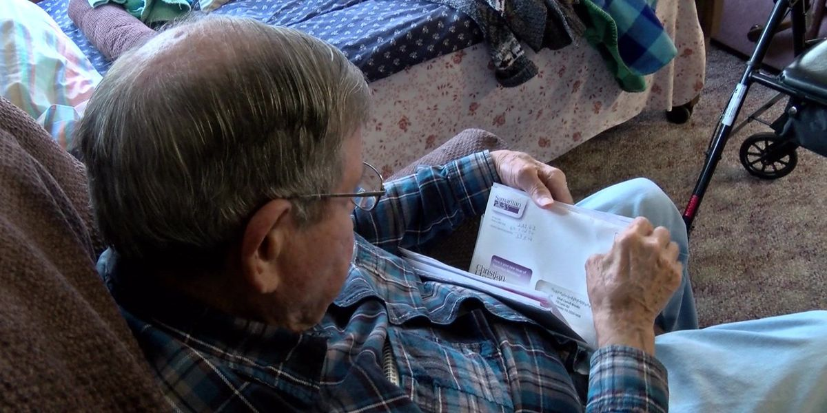 NBC12 resolves father and son's mail mix-up at USPS