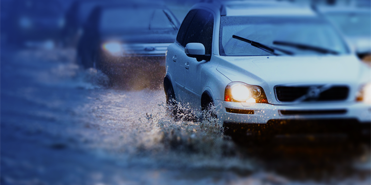 How to spot flooded cars on the market