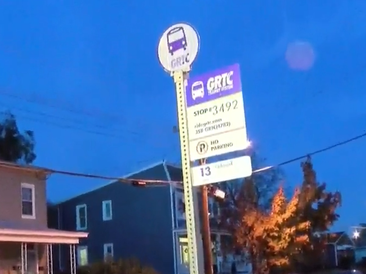 'It's too close to my house': Woman wants GRTC bus stop moved