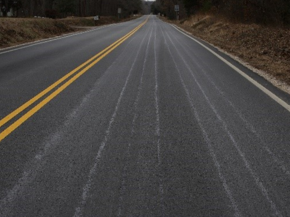 VDOT pretreats roads ahead of potential wintry weather Friday