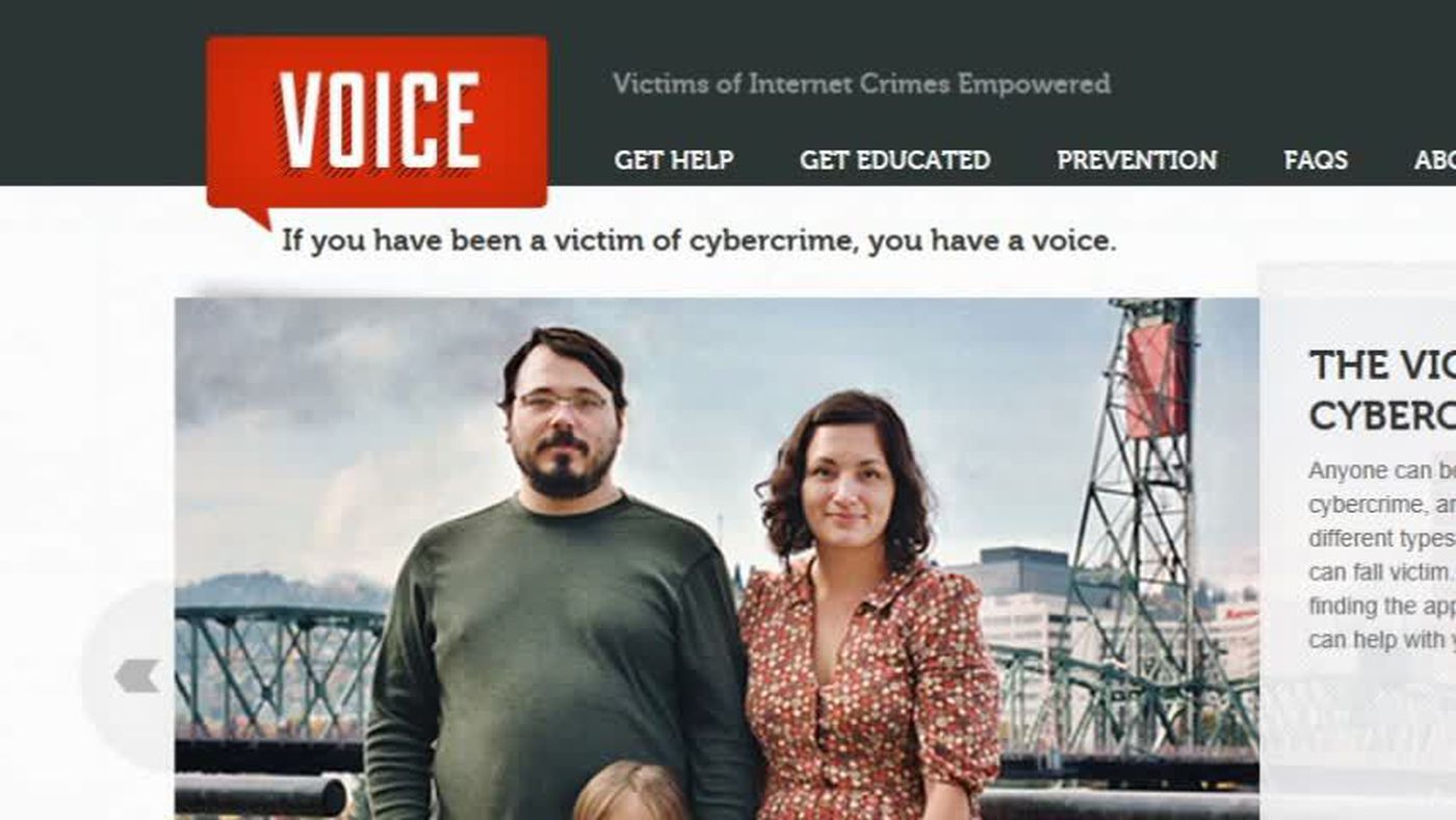 VOICE website new tool in fight against cyber crime