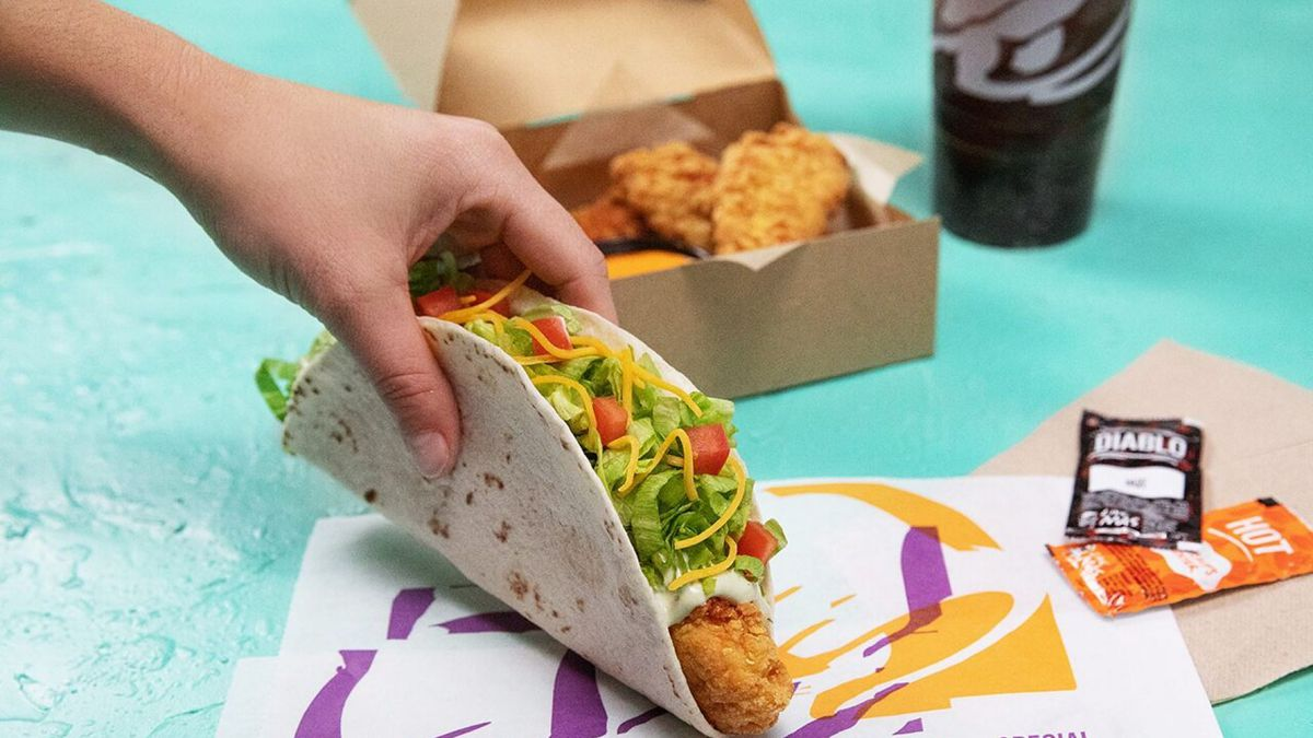 """Taco Bell giving away free tacos to say """"thank you"""" during coronavirus pandemic"""