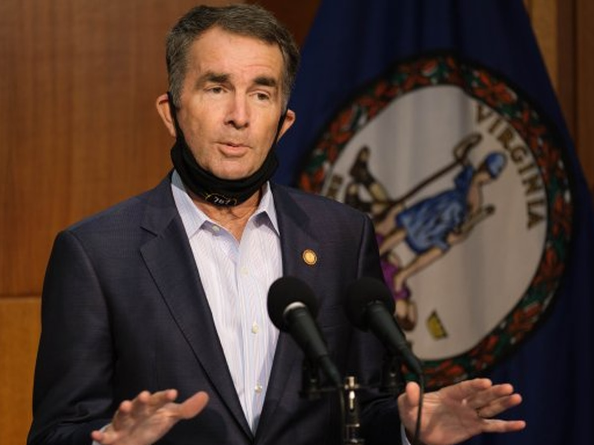 Northam says state can expect increase in vaccine supply; COVID-19 restrictions extended