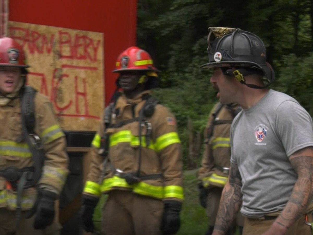 Albemarle County firefighter back on the job after beating stage 3 kidney cancer