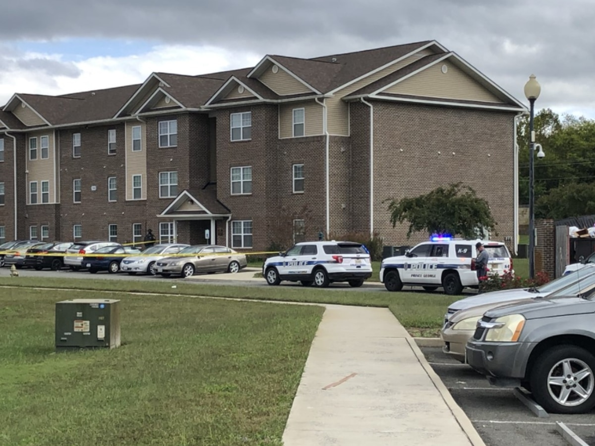 Heavy police presence at Prince George apartments investigating 2 crime scenes