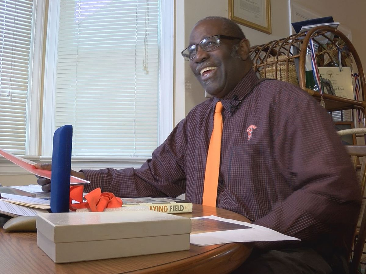 Richmond man reflects on his role helping to integrate college sports