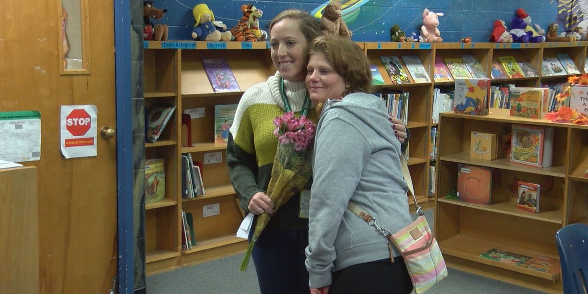 Family grateful for Henrico teacher's life-changing work with daughter with autism