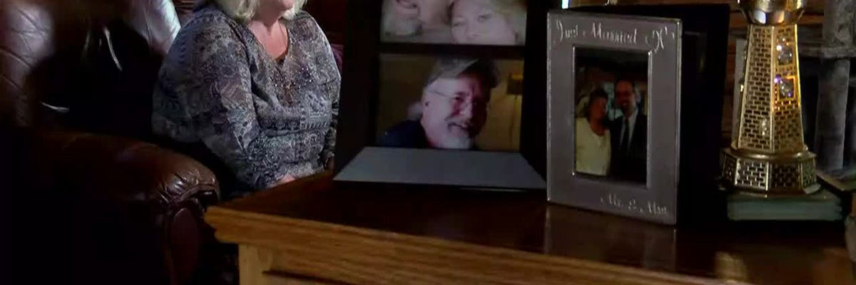 RAW: 'I hope no one ever has to go through this:' Wife remember husband killed in tornado