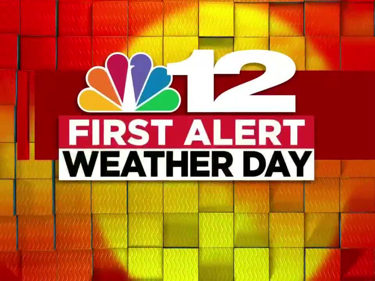 First Alert Weather Day: One more day of high heat, severe storm potential Monday
