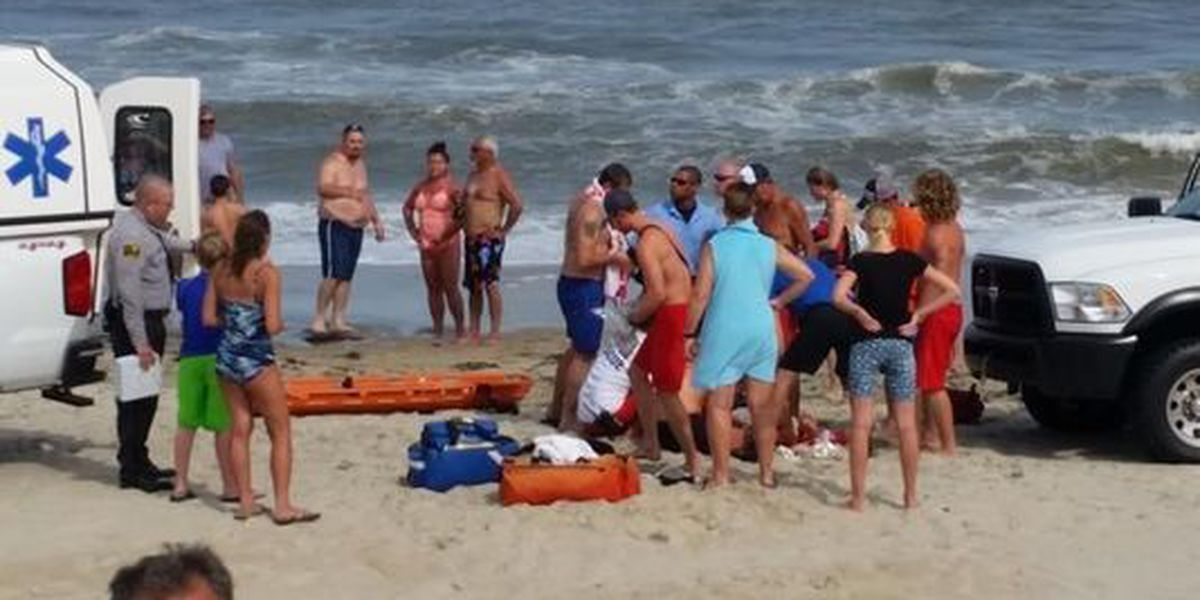 Second shark attack in Outer Banks, Teen in hospital