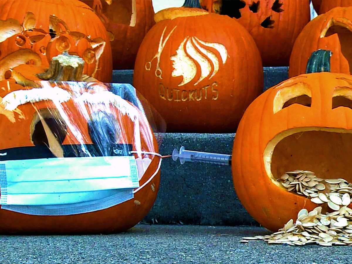 VDEQ suggests composting Halloween pumpkins instead of just throwing them away