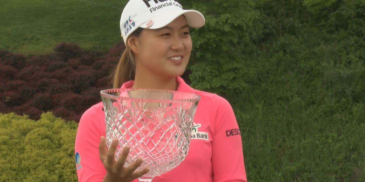 Minjee Lee wins first LPGA title on Monday at Kingsmill