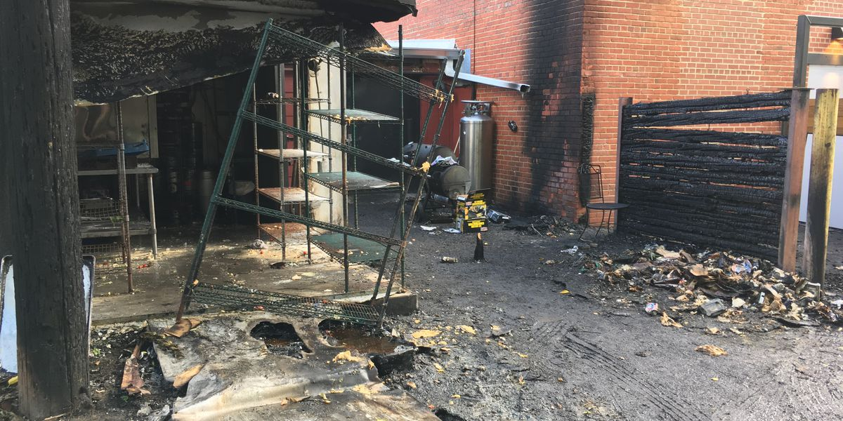 Fire shuts down beloved Carytown restaurant