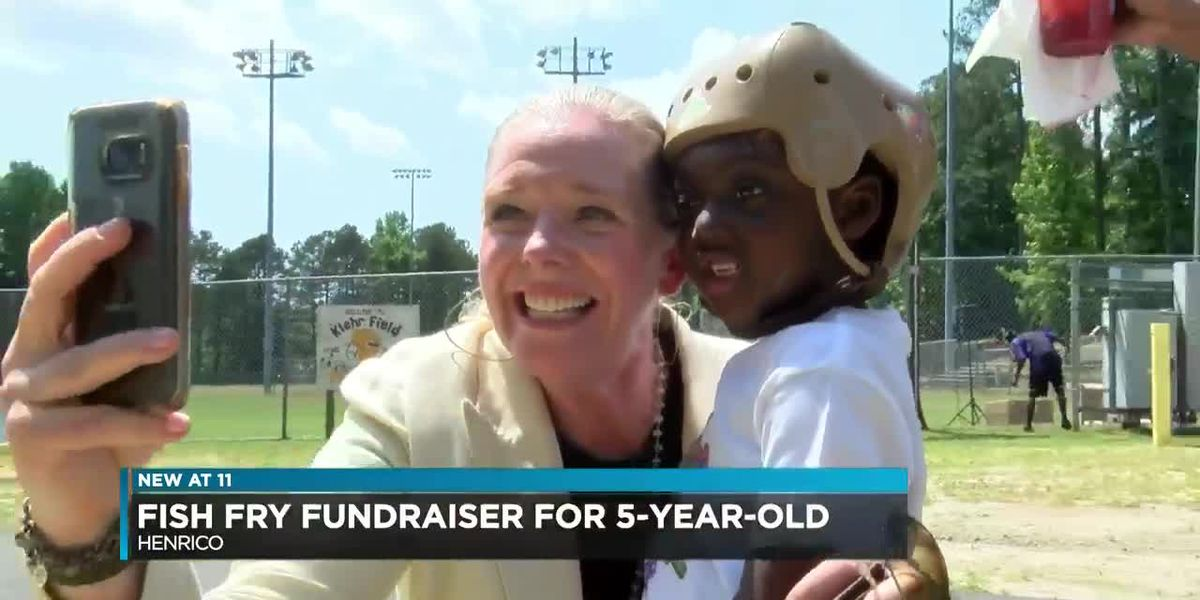 Fundraiser for 5-year-old