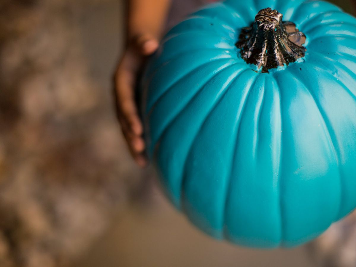 Teal Pumpkin Project indicates allergen-free trick-or-treating