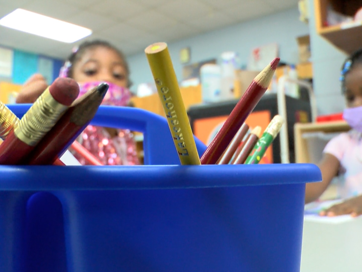 Chesterfield hosting 2 Pre-K registration events