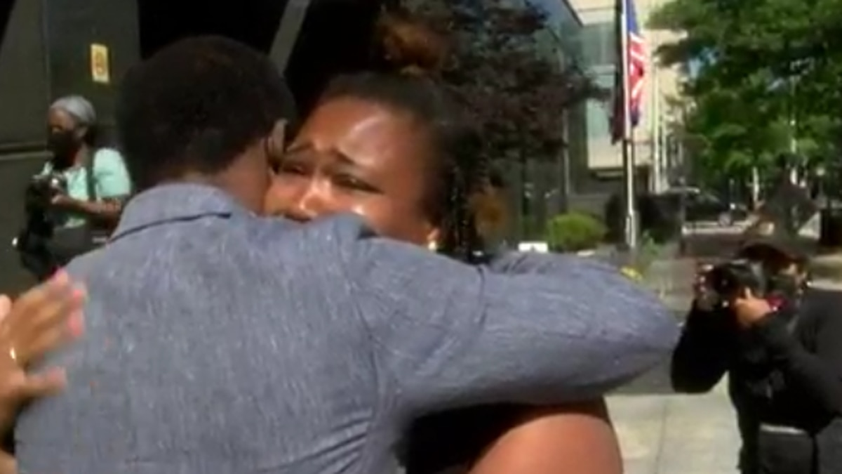 'We need you to create peace'; Emotions high after violent night in Richmond