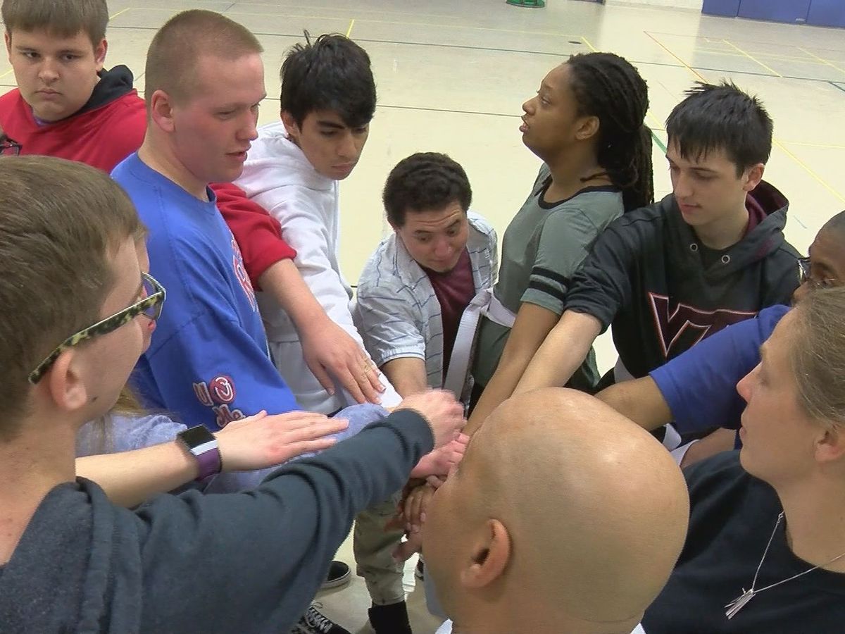 Taekwondo program has Chesterfield County students kicking away limitations
