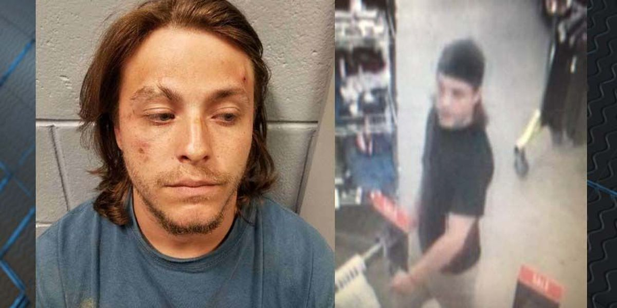 Man arrested for indecent exposure at Old Navy