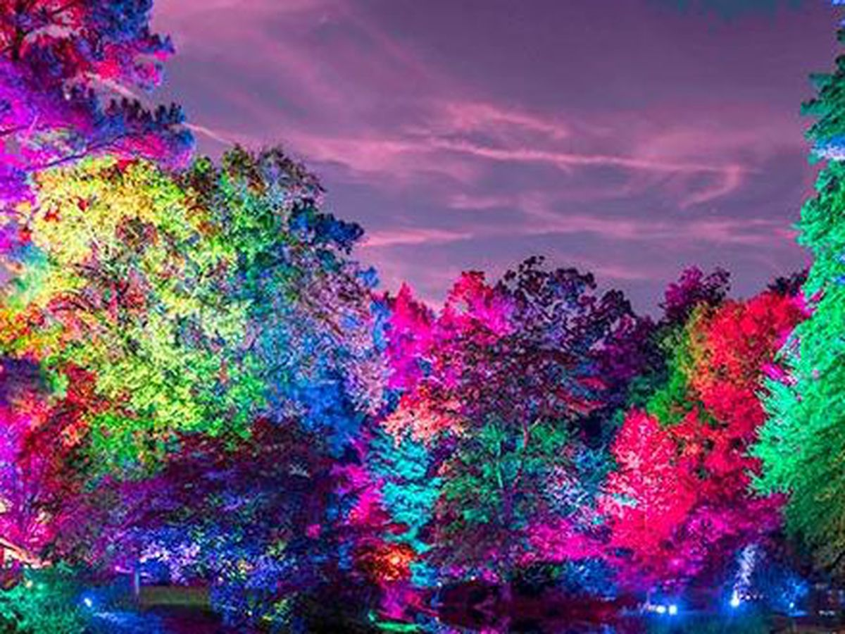 Garden Glow to illuminate historic Maymont estate