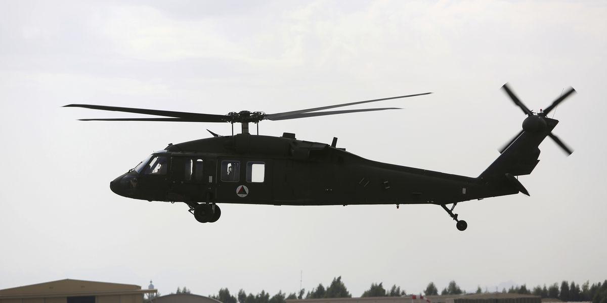'Devastated': 3 crew killed in Black Hawk crash in Minnesota