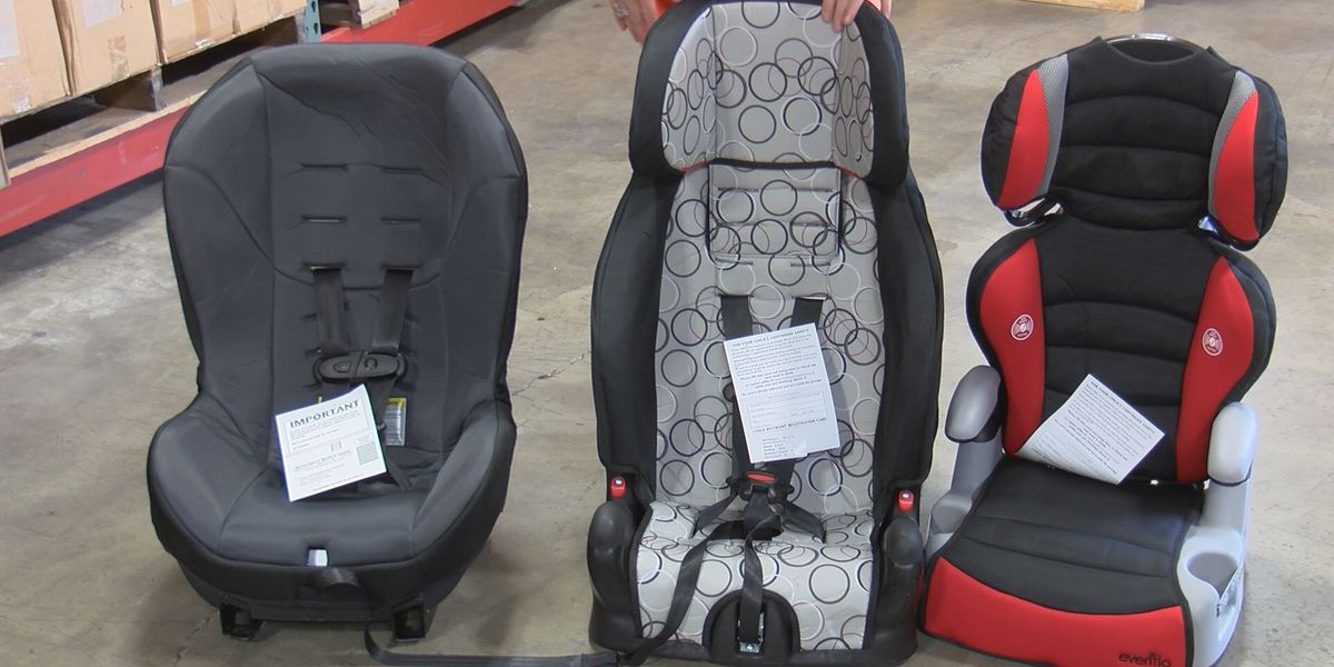 AAA offers free car seat checks in Chesterfield