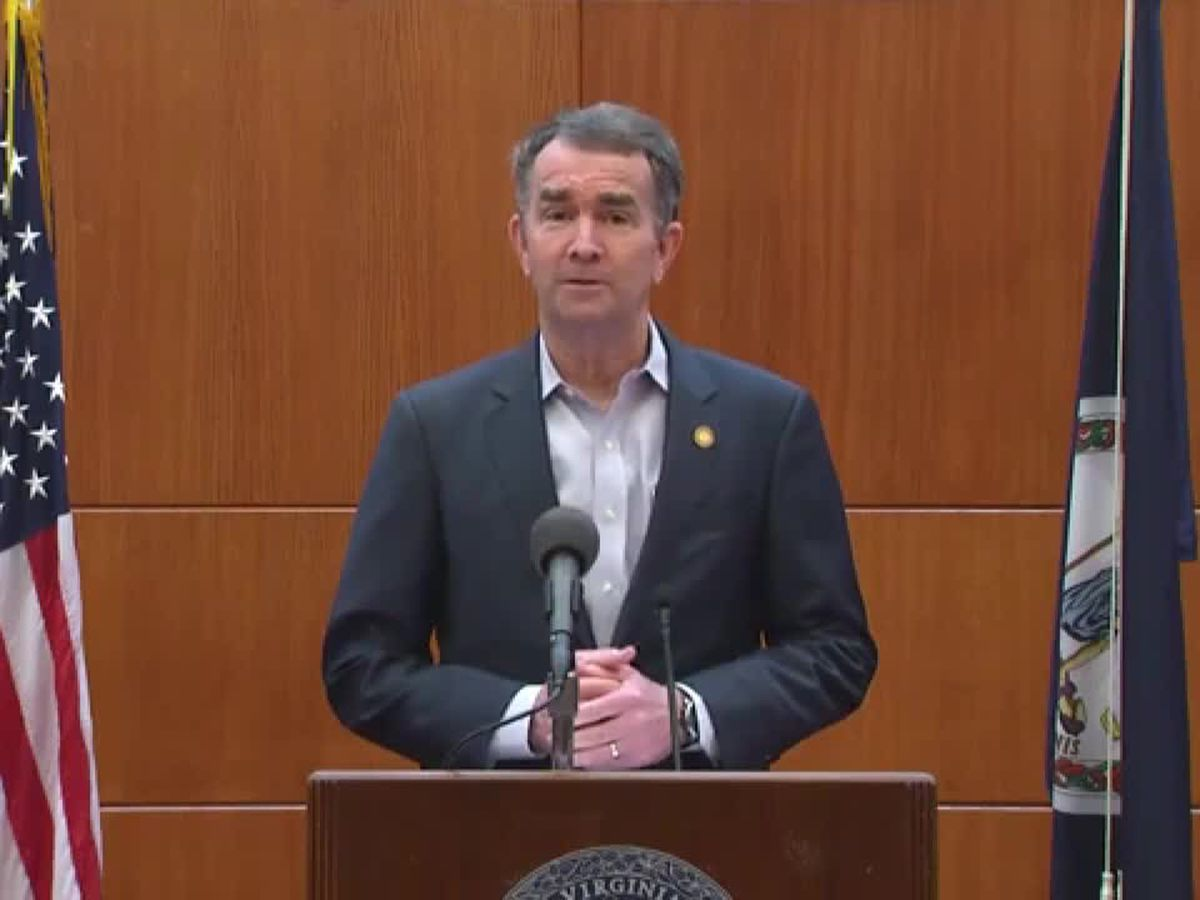 Northam orders elective surgeries to stop to preserve beds, medical equipment