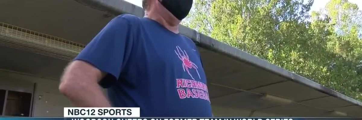 Woodson watches former team in Fall Classic