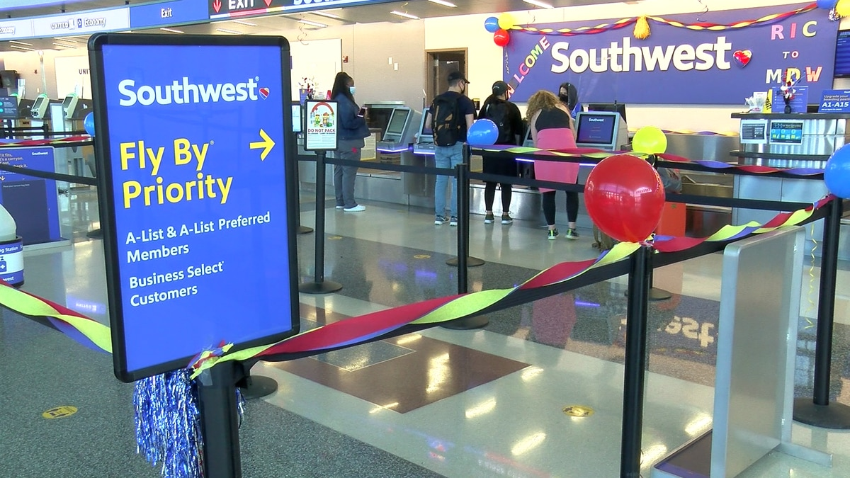 Richmond International Airport adds daily, non-stop flights to Denver