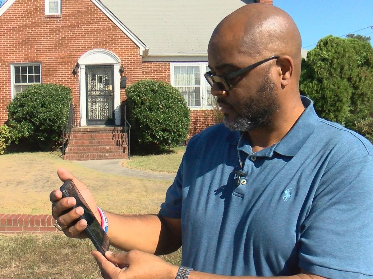 School board candidate claims he was threatened while campaigning