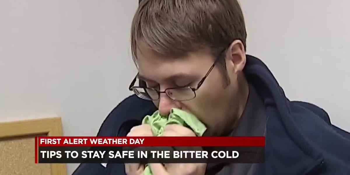 Tips to stay safe in the bitter cold
