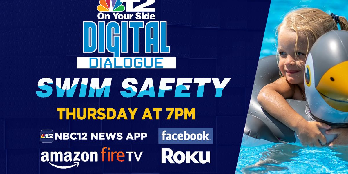 Digital Dialogue: Swim safety